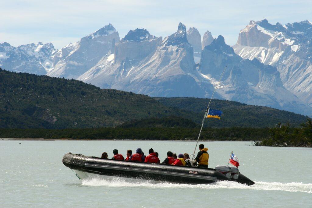 3x1: Glaciares - Rio Serrano - Paine