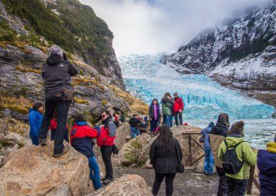 3x1 Glaciares - Rio Serrano - Paine