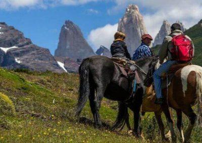 Cabalgata Cerro Paine