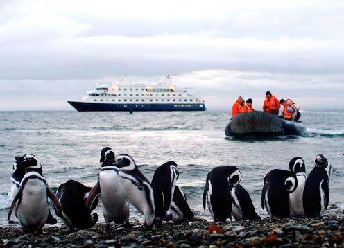 Cruceros en Patagonia