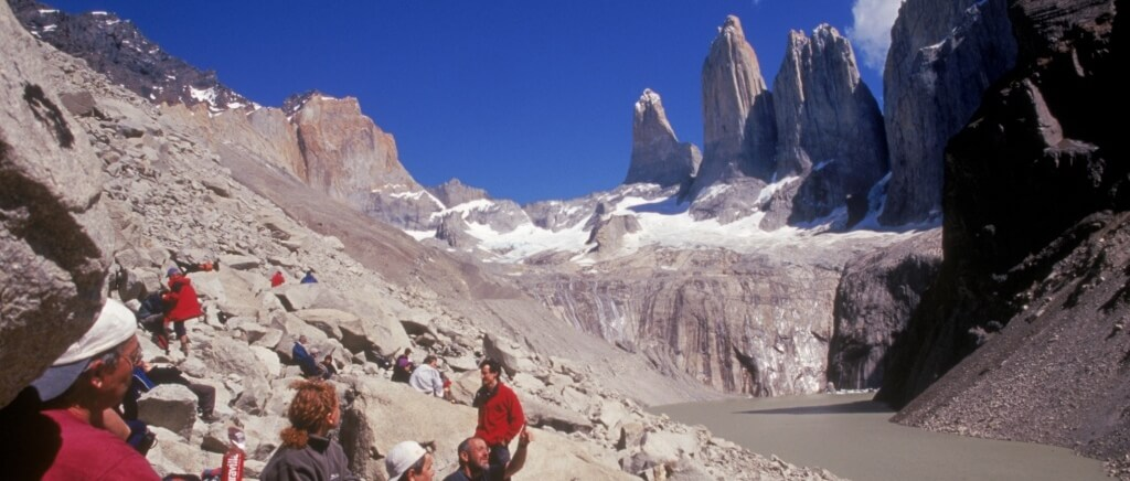 Full Day Trekking Base las Torres