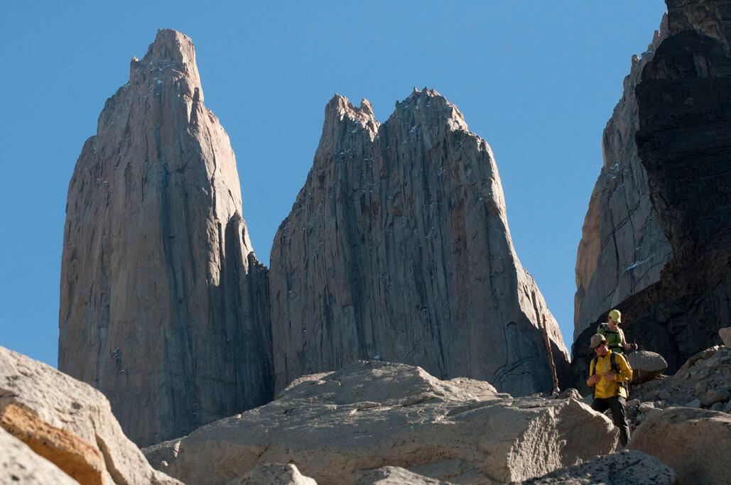 Full Day Trekking Base las Torres