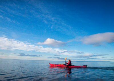 Kayak Estrecho Magallanes