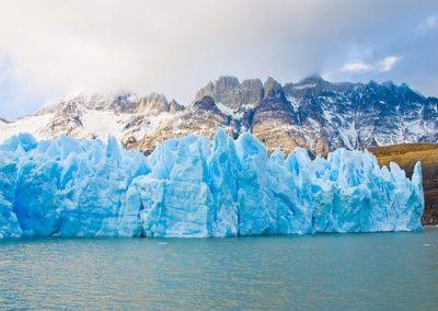 Navegacion Glaciar Grey - Torres
