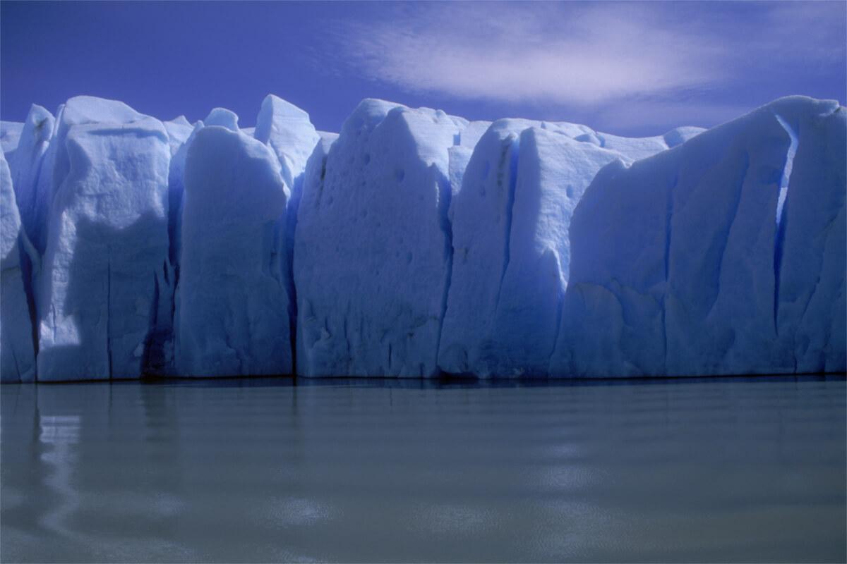 Navegación Glaciar Grey con Transporte