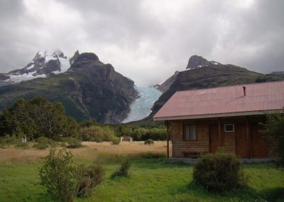 Navegacion Glaciares + Rio Serrano